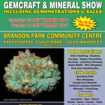 Gemcraft and mineral show