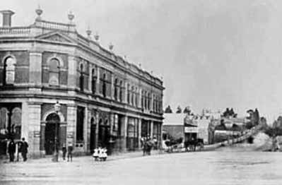 Camberwell – Named after a Pub
