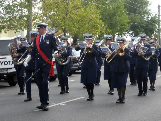Oakleigh Brass Anzac Day 2011